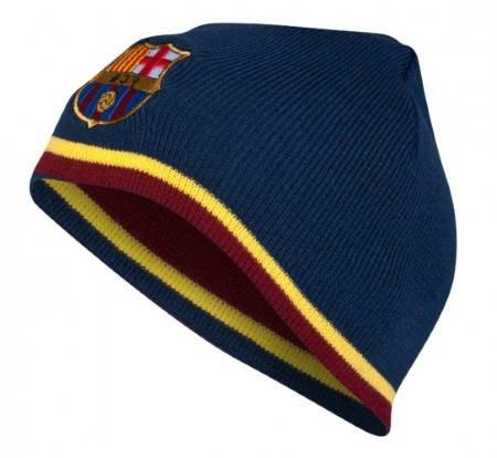 Двулицева Зимна Шапка BARCELONA Reversible Knitted Hat 500475 9147-v35revba изображение 2