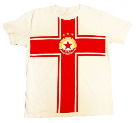 Тениска CSKA Cross T-Shirt 501062a