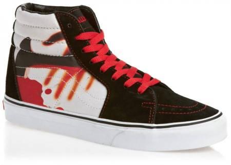 Детски Кецове VANS Metallica Kill Em all SK8-Hi 300419