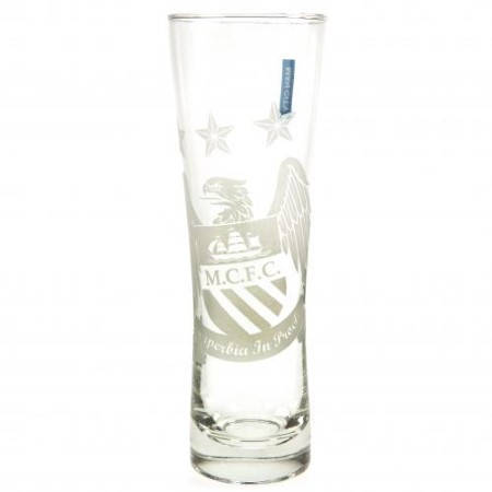 Халба MANCHESTER CITY Tall Beer Glass 500951