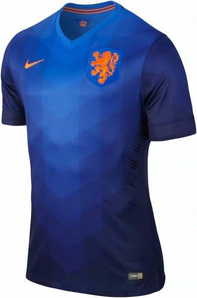 Официална Фланелка Холандия HOLLAND 2014 World Cup Away Kit 500983a
