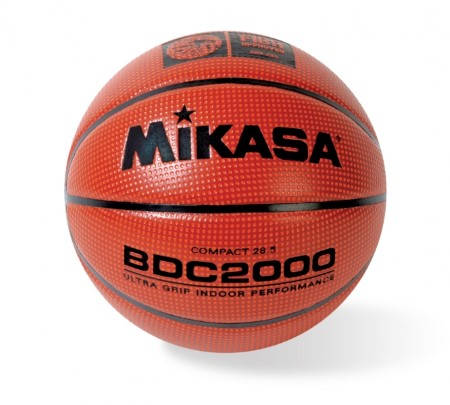 Баскетболна Топка MIKASA Basketball BDC2000 Size 6 400164