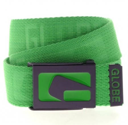 Колан GLOBE Jimmy Belt S13 400667b 30301500200 - GREEN30301500204 - GREEN W13 изображение 2