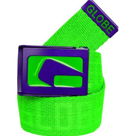 Колан GLOBE Jimmy Belt S13 400667b 30301500200 - GREEN30301500204 - GREEN W13