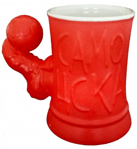 Чаша CSKA Ceramic Mug Football PKS 501276