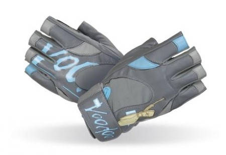Дамски Ръкавици За Фитнес MAD MAX Women Fitness Gloves Voodoo 402000 MFG-921