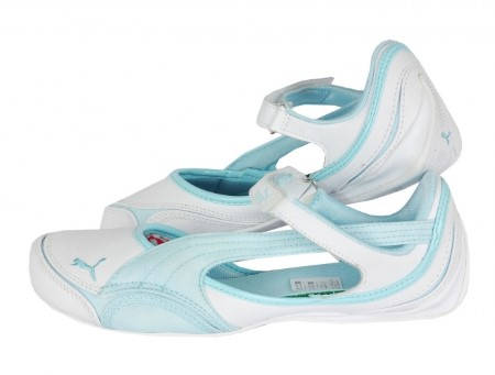 Дамски Обувки PUMA Speed Princess Ballerina PL 200205b 30346202 изображение 2
