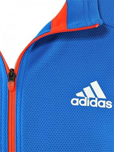 Мъжко Яке ADIDAS Mens Barricade Tennis Warm Up Jacket 100640  изображение 3