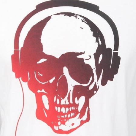 Мъжка Тениска ADIDAS Neo Skills Skull T-Shirt 101068 G80107 изображение 3