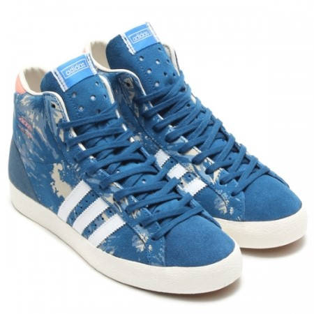 Дамски Кецове ADIDAS Originals Basket Profi 200713 D65846 изображение 2