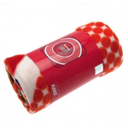 Одеяло ARSENAL Fleece Blanket 500485a  изображение 2
