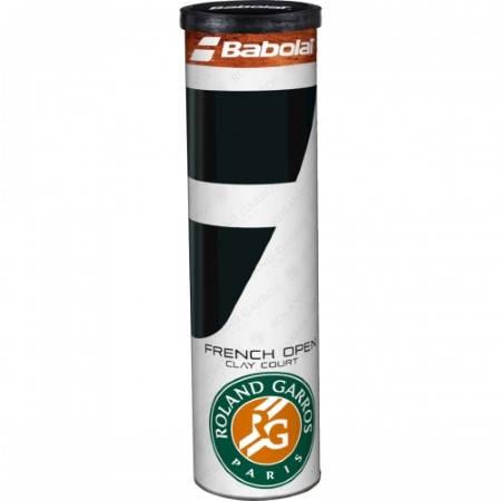 Тенис Топки BABOLAT French Open Roland Garros x4 401361 502034 изображение 3