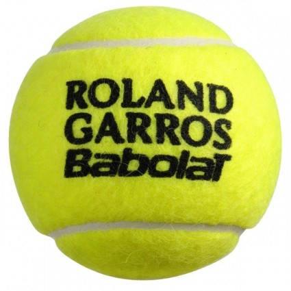 Тенис Топки BABOLAT French Open Roland Garros x4 401361 502034 изображение 2