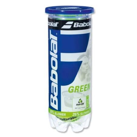 Тенис Топки BABOLAT Green x3 401364 501034 изображение 2