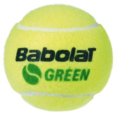 Тенис Топки BABOLAT Green x3 401364 501034 изображение 3