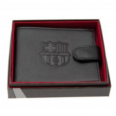 Портфейл BARCELONA Embossed Leather Wallet 501142 m32805ba-9134 изображение 3