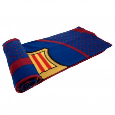 Одеало BARCELONA Crest Fleece Blanket 500264c  изображение 2