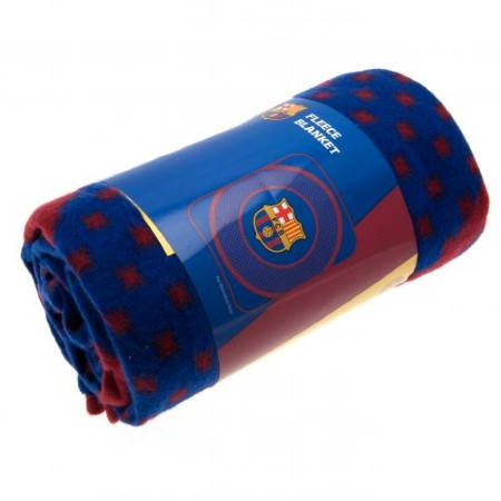 Одеало BARCELONA Crest Fleece Blanket 500264c  изображение 3