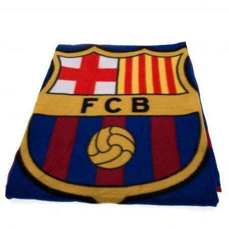 Одеало BARCELONA Crest Fleece Blanket 500264c  изображение 4
