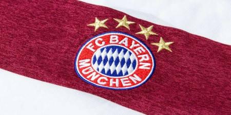 Официална Фланелка Байерн Мюнхен BAYERN MUNICH Mens Away Shirt 14-15 501083a  изображение 4