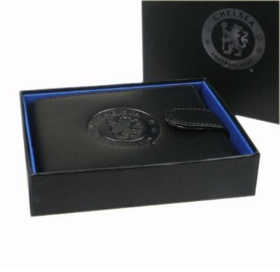 Портфейл CHELSEA Embossed Leather Wallet 501182 m32805ch-2740 изображение 4