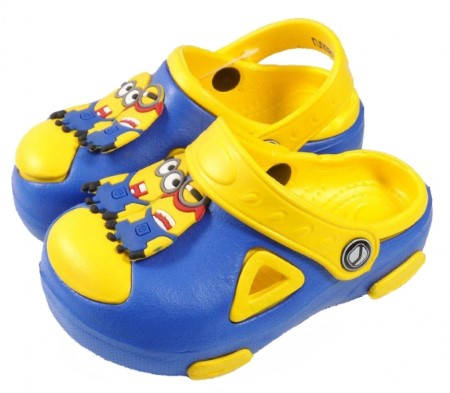 Бебешки Обувки DESPICABLE ME Minions Crocs 300466a  изображение 2