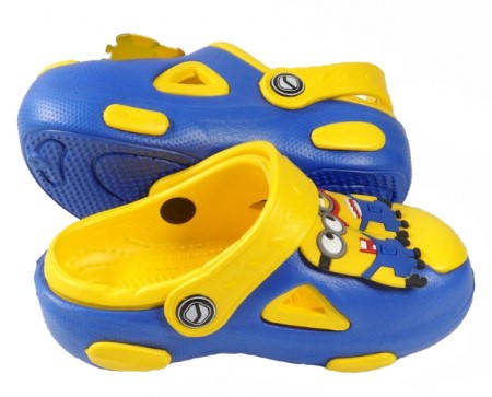 Бебешки Обувки DESPICABLE ME Minions Crocs 300466a  изображение 3