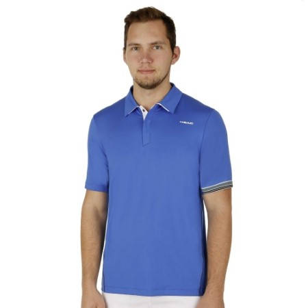 Мъжка Тениска HEAD Performance Polo Shirt Men SS15 101286a 811085-BK изображение 4