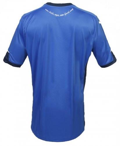 Официална Фланелка Левски LEVSKI Mens Home Shirt 15-16 501018  изображение 4
