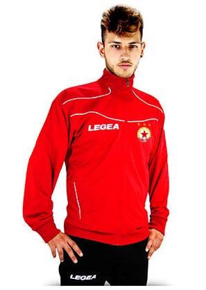 Мъжки Анцунг CSKA Оfficial Suit 2013-2014 501136  изображение 2