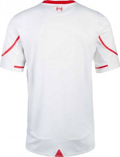 Официална Фланелка Ливърпул LIVERPOOL Mens Away Shirt 15-16 501443a  изображение 2