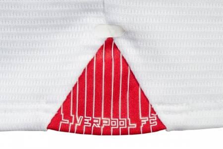 Официална Фланелка Ливърпул LIVERPOOL Mens Away Shirt 15-16 501443a  изображение 5
