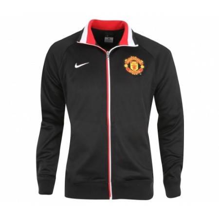 Мъжко Горнище MANCHESTER UNITED Nike Core Trainer Jacket 501436 478167-010-Ивко изображение 2