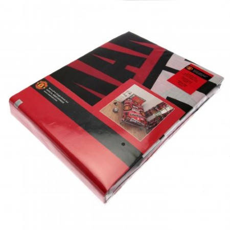 Спално Бельо MANCHESTER UNITED Single Duvet Set PT 500472 g05duvmupt изображение 3