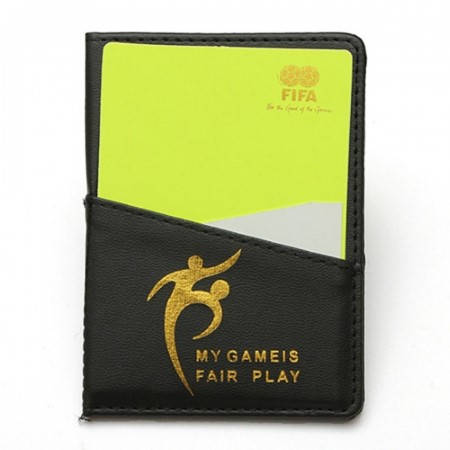 Комплект Съдийски Картони OFFICIAL FIFA Champion Football Referee Cards Set 402106 200800 изображение 2