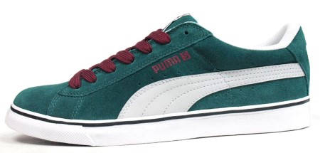 Мъжки Кецове PUMA S Vulc Suede Limited Edition 101241 35038108 изображение 3
