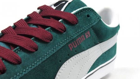 Мъжки Кецове PUMA S Vulc Suede Limited Edition 101241 35038108 изображение 6
