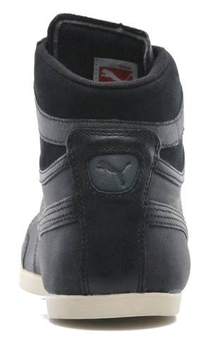 Мъжки Кецове PUMA Catskill Mid Leather 101457 356915-01 изображение 3