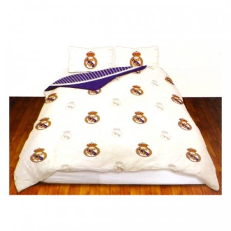 Спално Бельо REAL MADRID Double Duvet Set ST 500813a 11307 изображение 2