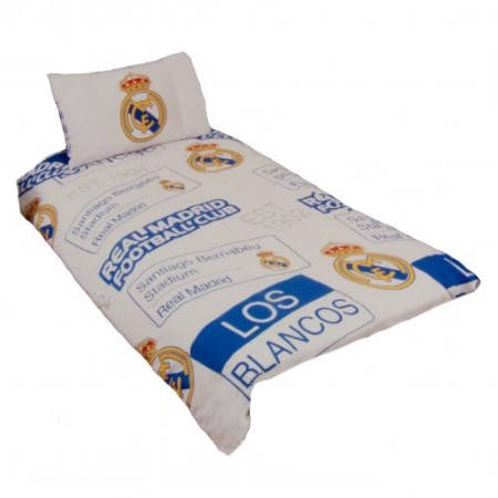 Спално Бельо REAL MADRID Duvet Set PT 500291e g05duvrmpt-12132 изображение 2