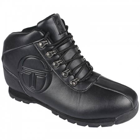 Мъжки Туристически Обувки SERGIO TACCHINI Quay 100984 TTG00885-BLK изображение 5