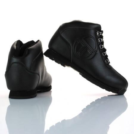 Мъжки Туристически Обувки SERGIO TACCHINI Quay 100984 TTG00885-BLK изображение 4