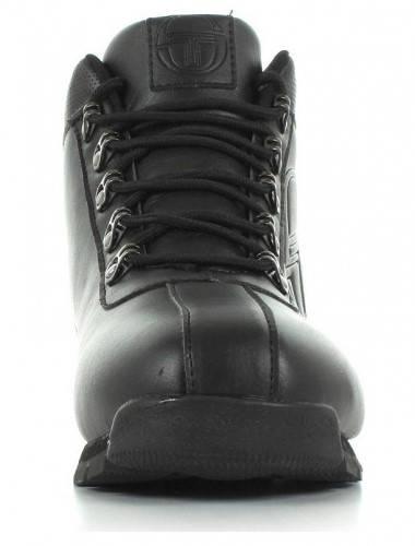 Мъжки Туристически Обувки SERGIO TACCHINI Quay 100984 TTG00885-BLK изображение 8
