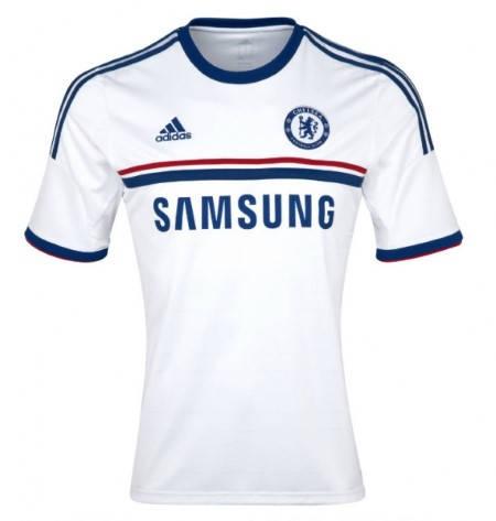 Мъжка Тениска ADIDAS Chelsea Mens Away Shirt 13/14 100644a