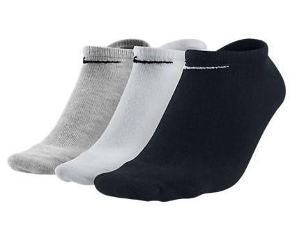 Мъжки Чорапи NIKE 3 Pack Value NO Show 100502 SX2554-901