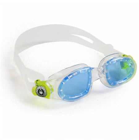 Детски Очила За Плуване AQUA SPHERE Moby Kid Blue Lens 402134 167930