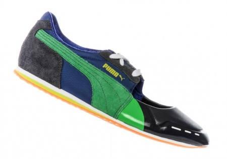 Дамски Обувки PUMA Balleracer 200402 35134203 изображение 2