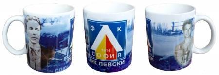 Чаша LEVSKI Mug PKS 501396
