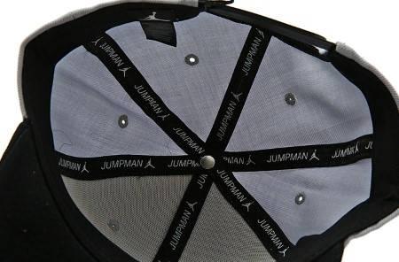 Шапка NIKE Air Jordan True Jumpman Snapback 400910b 513405-024 изображение 5