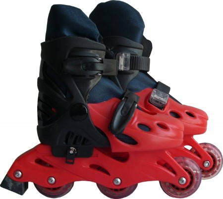 Детски Регулируеми Ролери MAXIMA Adjustable Rollers 300502a 200105